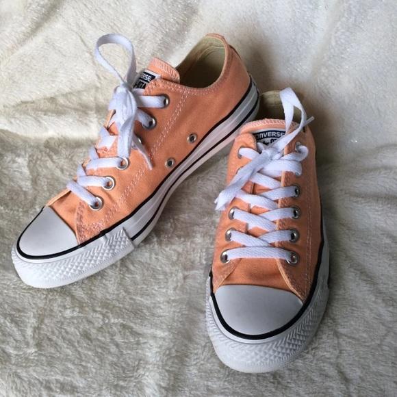da150f459da2 Converse Shoes - Peach converse